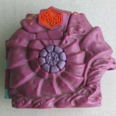 Figuras y Muñecos Power Rangers: MIGHTY MAX PLAYSET BLUEBIRD TOYS MM 1994 CON FALTANTE PARA REPUESTO VER FOTOS. Lote 279516668