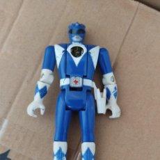 Figuras y Muñecos Power Rangers: POWER RANGERS AZUL,AÑOS 90,BANDAI. Lote 283403898