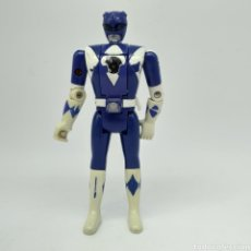 Figuras y Muñecos Power Rangers: POWER RANGER AZUL BILLY CRANSTON PODER TRICERATOPS, BANDAI 1993 MIGHTY MORPHIN SABAN'S POWER RANGERS. Lote 285161743