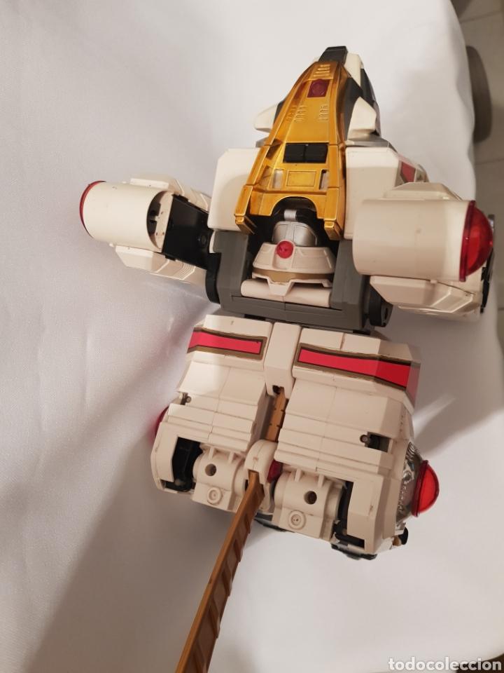 Figuras y Muñecos Power Rangers: Robot de power rangers tigrezord - Foto 2 - 286731798