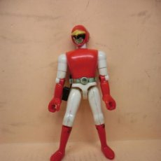 Figuras y Muñecos Power Rangers: FIGURA BIOMAN ROJO HALCÓN 1988 BANDAI TOEI. Lote 287110338