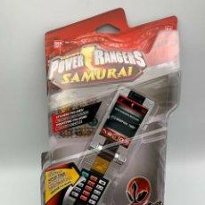 Figuras y Muñecos Power Rangers: POWER RANGER SAMURAI SAMURAIZER MORPHER TELEFONO. Lote 287586153