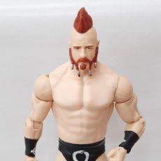 Figuras y Muñecos Power Rangers: SHEAMUS WWE FIGURA BÁSICA MATTEL 2011. Lote 287845183
