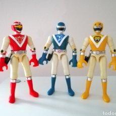 Figuras y Muñecos Power Rangers: BIOMAN 3 LIVEMAN. BANDAI.. Lote 288733573