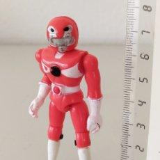 Figuras y Muñecos Power Rangers: MINI POWER RANGERS FIGURA ACCIÓN MUÑECO BOOTLEG BIOMAN. Lote 289021353