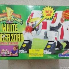 Figuras y Muñecos Power Rangers: POWER RANGERS WHITE MEGAZORD 1994. Lote 293612668