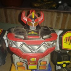 Figuras y Muñecos Power Rangers: POWER RANGER MEGAZORD. AÑOS 90. Lote 293633233