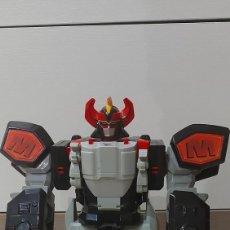 Figuras y Muñecos Power Rangers: ROBOT MEGAZORD POWER RANGERS MIGHTY MORPHIN BANDAI AÑOS 90 29CM. Lote 295457753