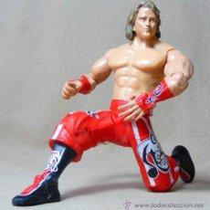 Figuras y Muñecos Pressing Catch: MUÑECO ARTICULADO, BK, 2003, WWE, JAKKS, CHINA, PRESSING CATCH. Lote 21392058