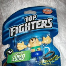 Figures and Dolls Pressing Catch - TOP FIGHTERS - BIZAK - PRECINTADO - Nº 12 - SUMO - 97166826
