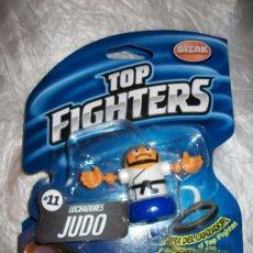 Figures and Dolls Pressing Catch - TOP FIGHTERS - BIZAK - PRECINTADO - Nº 11 - JUDO - 113944708