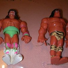 Figuras y Muñecos Pressing Catch: LOTE LUCHADORES PRESSING CATCH . Lote 35038127