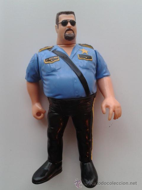 Figura Poli Loco Big Boss Man Pressing Catch Sold