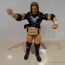 Figuras y Muñecos Pressing Catch: FIGURA DE ACCION PRESSIG CATCH 2003 WWE.INC. Lote 39367756