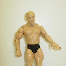 Figuras y Muñecos Pressing Catch: FIGURA PRESSING CATCH LUCHA LIBRE WWE JAKKS PACIFIC 2003. Lote 39497307