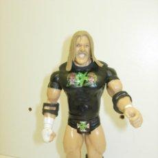 Figuras y Muñecos Pressing Catch: FIGURA PRESSING CATCH LUCHA LIBRE WWE JAKKS PACIFIC 2003. Lote 39497319