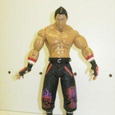 Figuras y Muñecos Pressing Catch: FIGURA PRESSING CATCH LUCHA LIBRE WWE JAKKS PACIFIC 2005. Lote 46914415