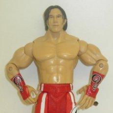 Figuras y Muñecos Pressing Catch: FIGURA PRESSING CATCH LUCHA LIBRE WWE JAKKS PACIFIC 2003. Lote 42679906