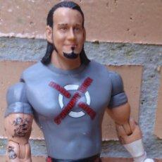 Figuras y Muñecos Pressing Catch: FIGURA LUCHADOR PRESSING CATCH WWE 2004, PUNK . Lote 90113167