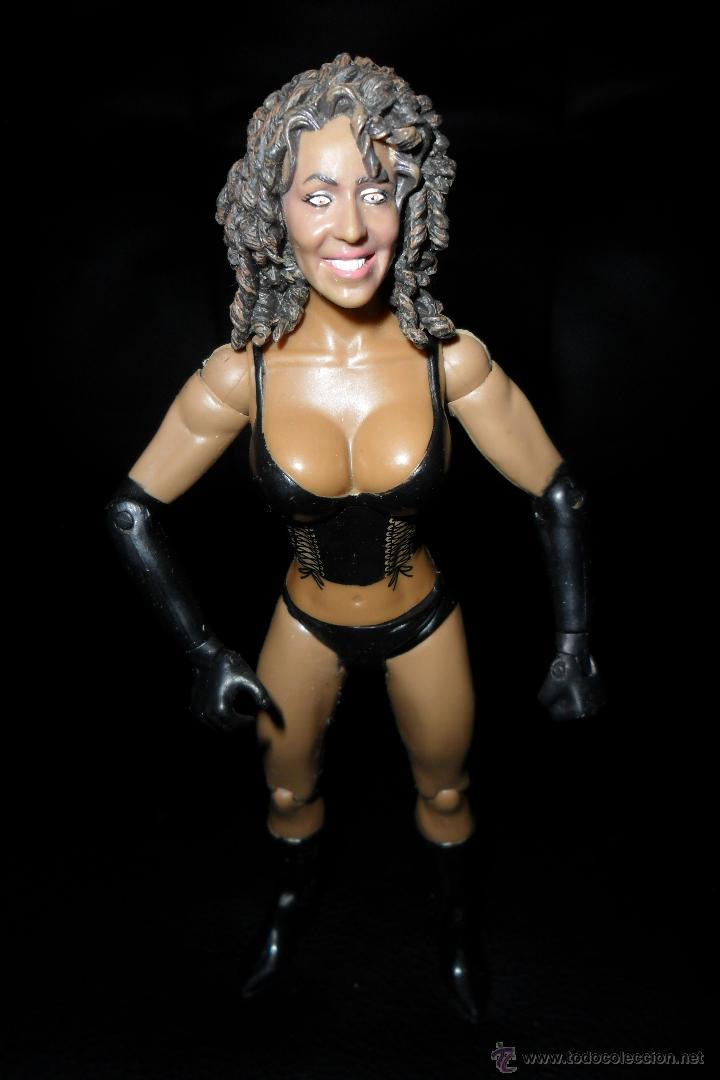 Layla Diva Pressing Catch Wwe Wwf Ecw Verkauft Durch
