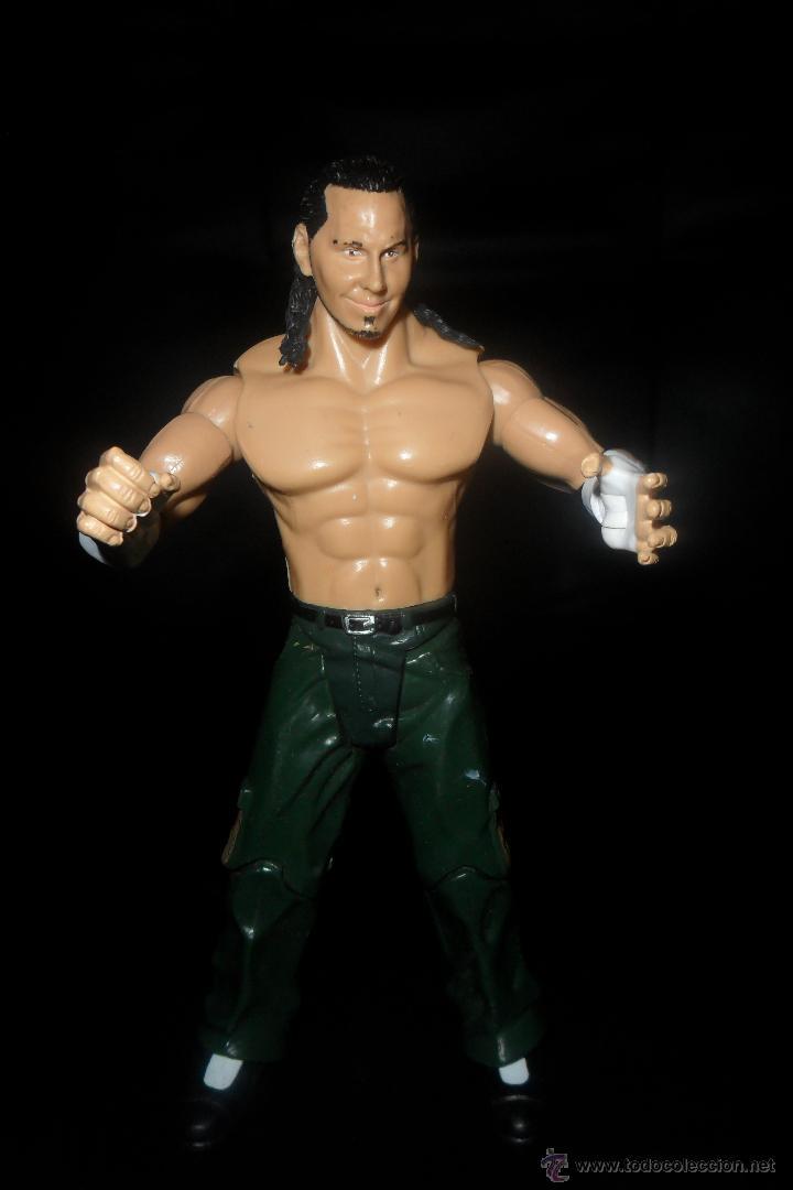 MATT HARDY , PRESSING CATCH, WWE, WWF, ECW (Juguetes - Figuras de Acción - Pressing Catch)