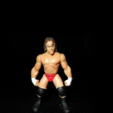 Figuras y Muñecos Pressing Catch: CM PUNK - PRESSING CATCH - WWE - FIGURA MICRO AGGRESSION - JAKKS -. Lote 91957017