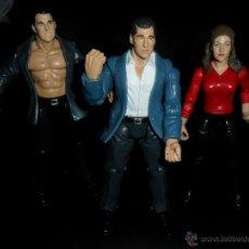 Figuras y Muñecos Pressing Catch: FAMILIA MCMAHON, VICENT, STEPHANIE & SHANE, PRESSING CATCH, WWE, WWF- . Lote 50378485
