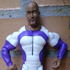 Figuras y Muñecos Pressing Catch: FIGURA 2003 WWE JAKKS PACIFIC MVP, MONTIEL VONTAVIOUS PORTER . Lote 50444197