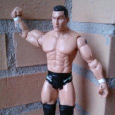 Figuras y Muñecos Pressing Catch: FIGURA WWE 2003 JAKKS PACIFIC RANDY ORTON. Lote 51028615