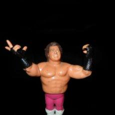 Figuras y Muñecos Pressing Catch: BRUTUS EL BARBERO - PRESSING CATCH , WWF WWE, HASBRO 1990. FUNCIONANDO. Lote 51415324