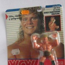 Figuras y Muñecos Pressing Catch: FIGURA PRESSING CATCH, WCW, BRIAN PILLMAN EN BLISTER. CC. Lote 52473702