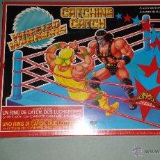 Figuras y Muñecos Pressing Catch - CATCHING CATCH RING WWF PRECINTADO - 53043522