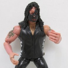 Figuras y Muñecos Pressing Catch: FIGURA PRESSING CATCH WRESLING LUCHA LIBRE WWE TNA IMPACT ABYSS MARVEL TOYS 2006. Lote 53624292
