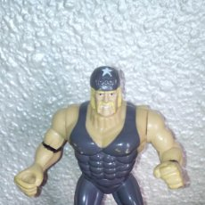 Figuras y Muñecos Pressing Catch: MUÑECO HULK HOGAN PRESSING CATCH VINTAGE. Lote 56256890