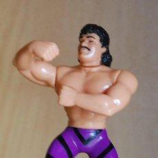 Figuras y Muñecos Pressing Catch: FIGURA WWF 1990 RICK RUDE - EL CARIÑOSO - TITAN SPORTS.. Lote 56466516