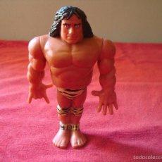 Figurines et Jouets Pressing Catch: JIMMY SNUKA SUPERMOSCA PRESSING CATCH WWF 1991 HASBRO. Lote 184588938