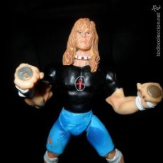 Figuras y Muñecos Pressing Catch: RAVEN - PRESSING CATCH - WCW 1999.. Lote 56820863