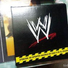 Figurines et Jouets Pressing Catch: WWE TAZÓN DE DESAYUNO OFICIAL DE REY MYSTERIO/BATISTA NUEVO A ESTRENAR LUCHA LIBRE PRESSING CATCH. Lote 58146795