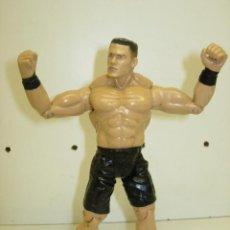 Figuras y Muñecos Pressing Catch: JOHN CENA FIGURA PRESSING CATCH LUCHA LIBRE WWE TITAN TRON, JAKKS PACIFIC 1999. Lote 58365356