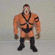 Figuras y Muñecos Pressing Catch: MUÑECO FIGURA TITAN SPORTS PRESSING CATCH WWF WCW WWE HASBRO PMM. Lote 58418480