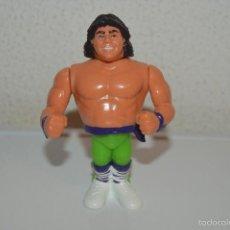 Figuras y Muñecos Pressing Catch: MUÑECO FIGURA TITAN SPORTS PRESSING CATCH WWF WCW WWE HASBRO PMM. Lote 58418686