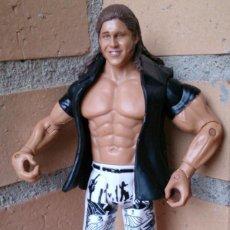 Figuras y Muñecos Pressing Catch: FIGURA WWE JAKKS PACIFIC 2006 PANTALÓN BLANCO. Lote 60663467