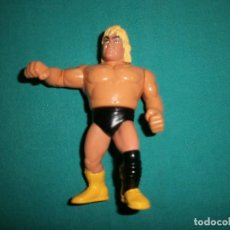Figuras y Muñecos Pressing Catch: FIGURA ANTIGUA WF WWF PRESSING CATCH LUCHA LIBRE. Lote 64774743