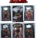 Figuras y Muñecos Pressing Catch: W0RLD WRESTLING - RUTHLESS - AGGRESSION - WWE - 5 U.. Lote 97017312