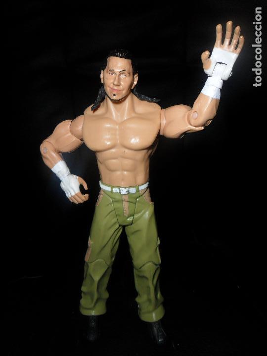 MATT HARDY - PRESSING CATCH - WWE, JAKKS - (Juguetes - Figuras de Acción - Pressing Catch)