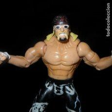 Figuras y Muñecos Pressing Catch: HULK HOGAN - PRESSING CATCH - NWO WCW 1999 TOY BIZ.. Lote 68630297