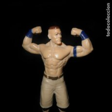 Figuras y Muñecos Pressing Catch: JOHN CENA - PRESSING CATCH - WWE - MATTEL - FIGURA PVC - . Lote 69499277