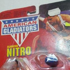 Figuras y Muñecos Pressing Catch: BLASTER DE AMERICAN GLADIATORS -NITRO- DE MATTEL AÑO 91. Lote 71717122