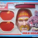 Figuras y Muñecos Pressing Catch: WWF HULK HOGAN DISFRAZ TITANSPORTS MARVEL JOSMAN 1991. Lote 72712143