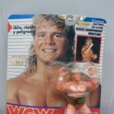 Figuras y Muñecos Pressing Catch: BRIAN PILLMAN WCW PRESSING CATCH SMACKDOWN GALOOB AÑOS 90. Lote 78456777